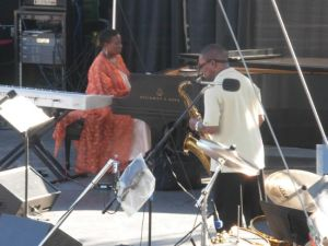Geri Allen & Ravi Coltrane