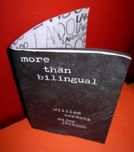 """more than bilingual"" exhibit brochure"