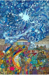 """Festival Art:  Yves Archambault's """"Swing"""""""
