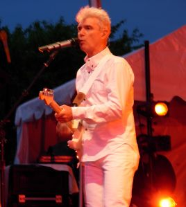 """It's hard to imagine that nothing at all - could be so exciting, could be so much fun."" - David Byrne, ""Heaven"""