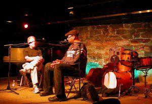 Meet the Artist: Bob Blumenthal with Luis Perdomo