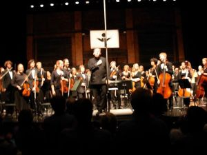 7/4/09 - VYO's final hometown concert with maestro Troy Peters