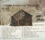 "Alan Greenleaf's ""Songs From Lost Mountain"""