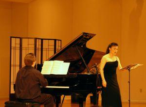 """Solzhenitsyn and Yu in Schumannn's uplifting """"Liederkreis"""""""