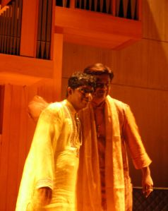 brothers, Subhasis & Debashish Bhattcharya