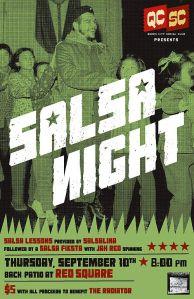 SalsaNight