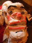 papier mache puppetry