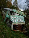 the cheap art bus/store