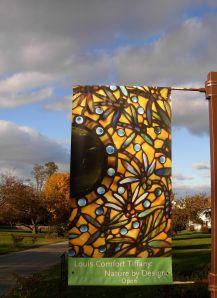 Shelburne Museum - Tiffany exhibt