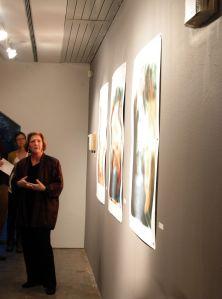 artist Linda Jones