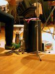 Lindsey's bass trashcan